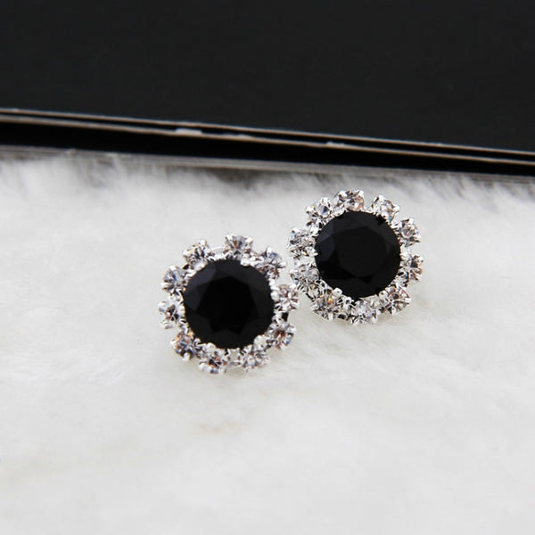 Beautiful CZ Stud Earrings