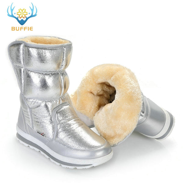 Women's Assorted Color Winter Boots