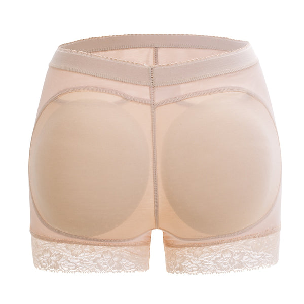 Women's Booty Pads Control Panties