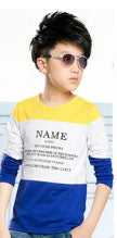 Boy's Long Sleeve Shirts 2T-12