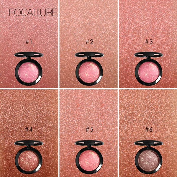 FOCALLURE Blush Makeup