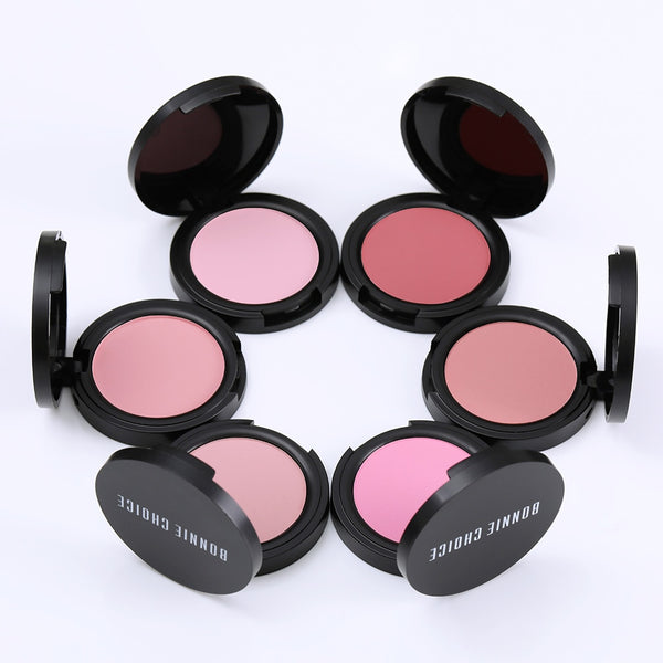 Blush Makeup 6 Assorted Colors