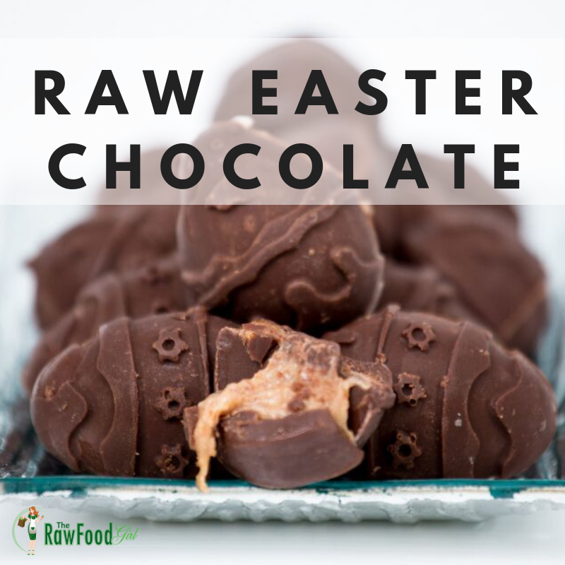 Raw Easter Chocolate: Real Food Workshop