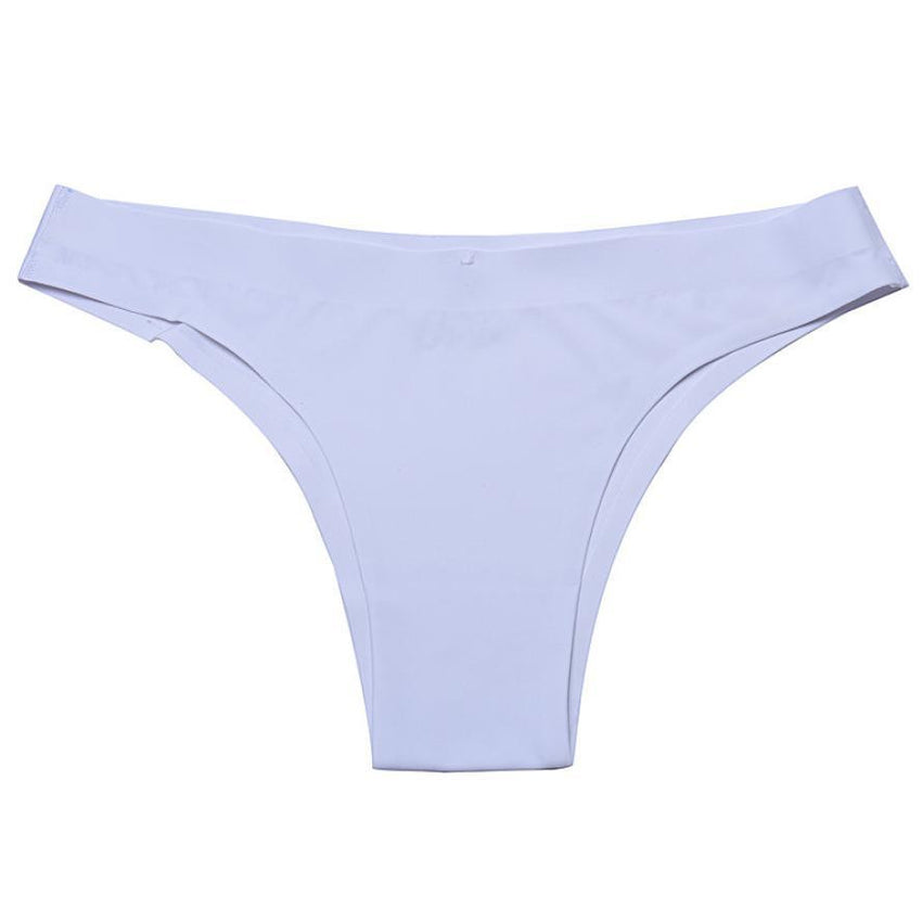 Invisible Sexy Cotton Spandex Seamless Thong