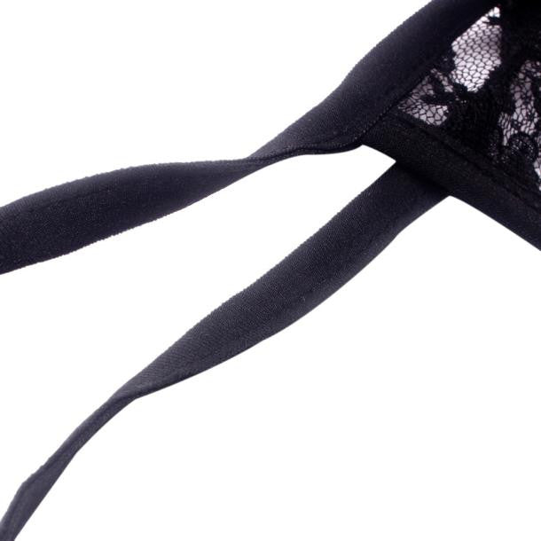 Women Strap Translucent Women Lace Briefs Underwear Underwear