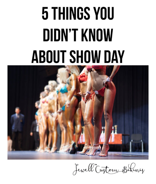 5 Things You Didn't Know About Show Day
