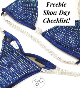 Freebie! Download Your Show Day Checklist!