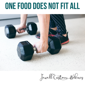 One Food Does Not Fit All