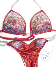 Jewell Sangria Pro Waterfall Competition Bikini