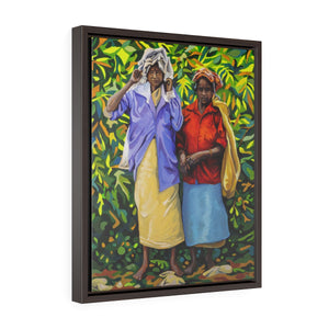 Tea Pickers - Print