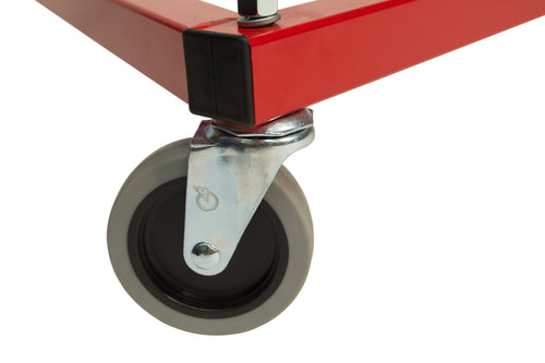 Quality Fabricators¨ 4 Inch Caster With Out Brake
