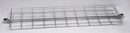 Top Shelf for 5' Quality Fabricators¨ Heavy Duty Z-Rack