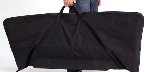 Black Carrying Case for Collapsible Salesman's Rack*