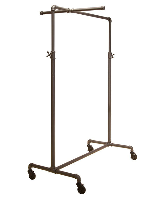 Adjustable Ballet Bar Rack with One Cross Bar