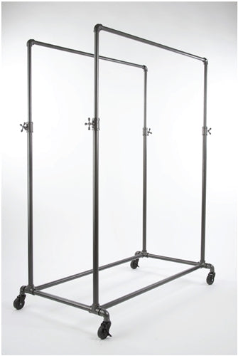 Double Hangrail Ballet Bar Rack