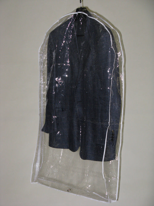 Garment Bag - Clear Vinyl