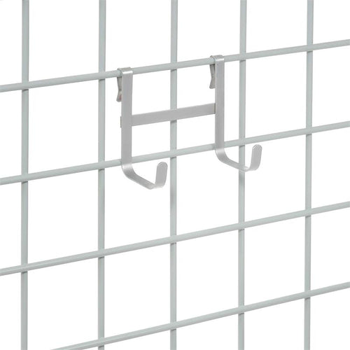 Grid Wall -  Double Hooks