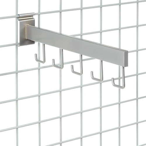 Grid Wall - 2 Hook Arms 16in. L