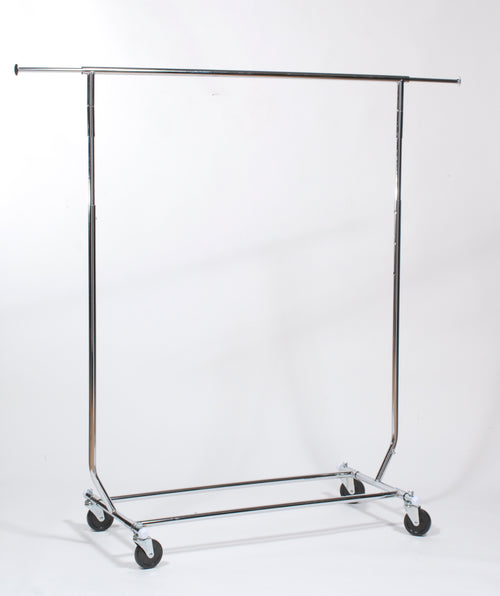Collapsible Single Rail Rack