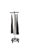 Quality Fabricators® Personal Valet Clothes Rack