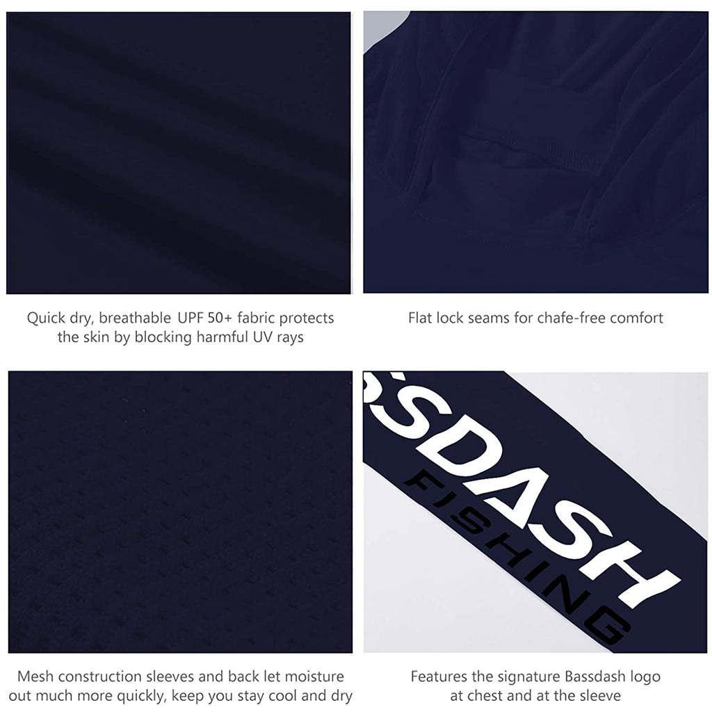 Dark Blue/White Logo