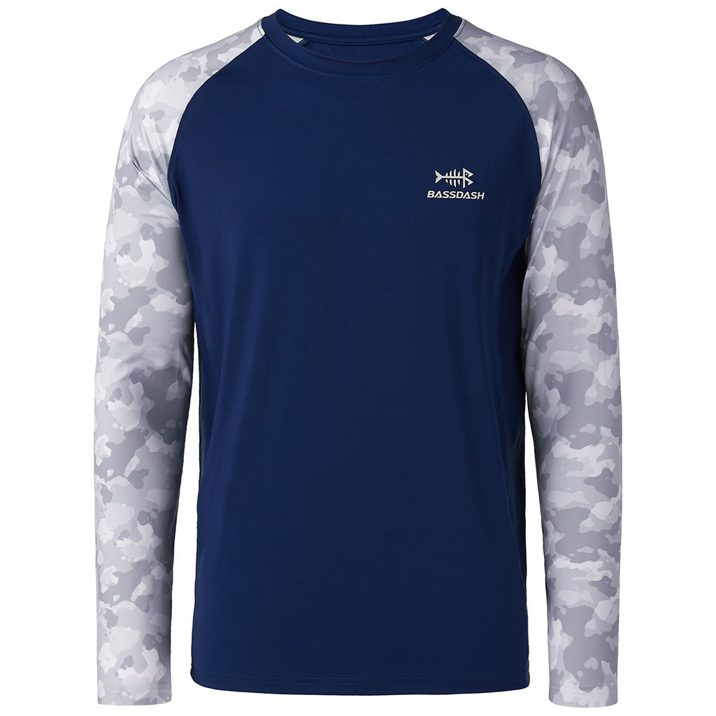 Dark Blue/Light Grey Camo
