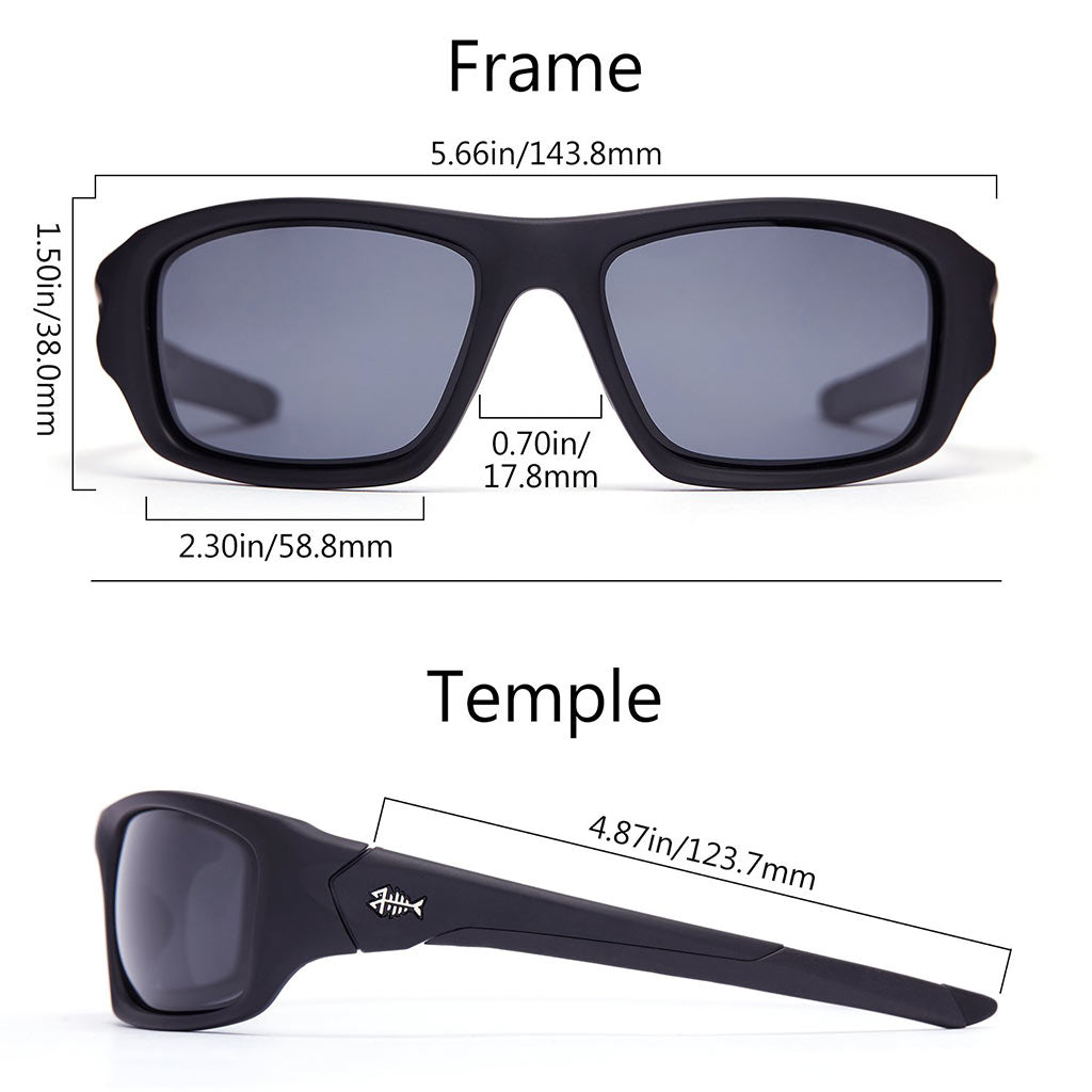 Frame-Matte Black/Lens-Grey