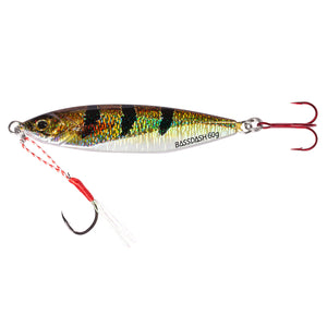 Bassdash Gungnir Shadow Vertical Jigging Lures