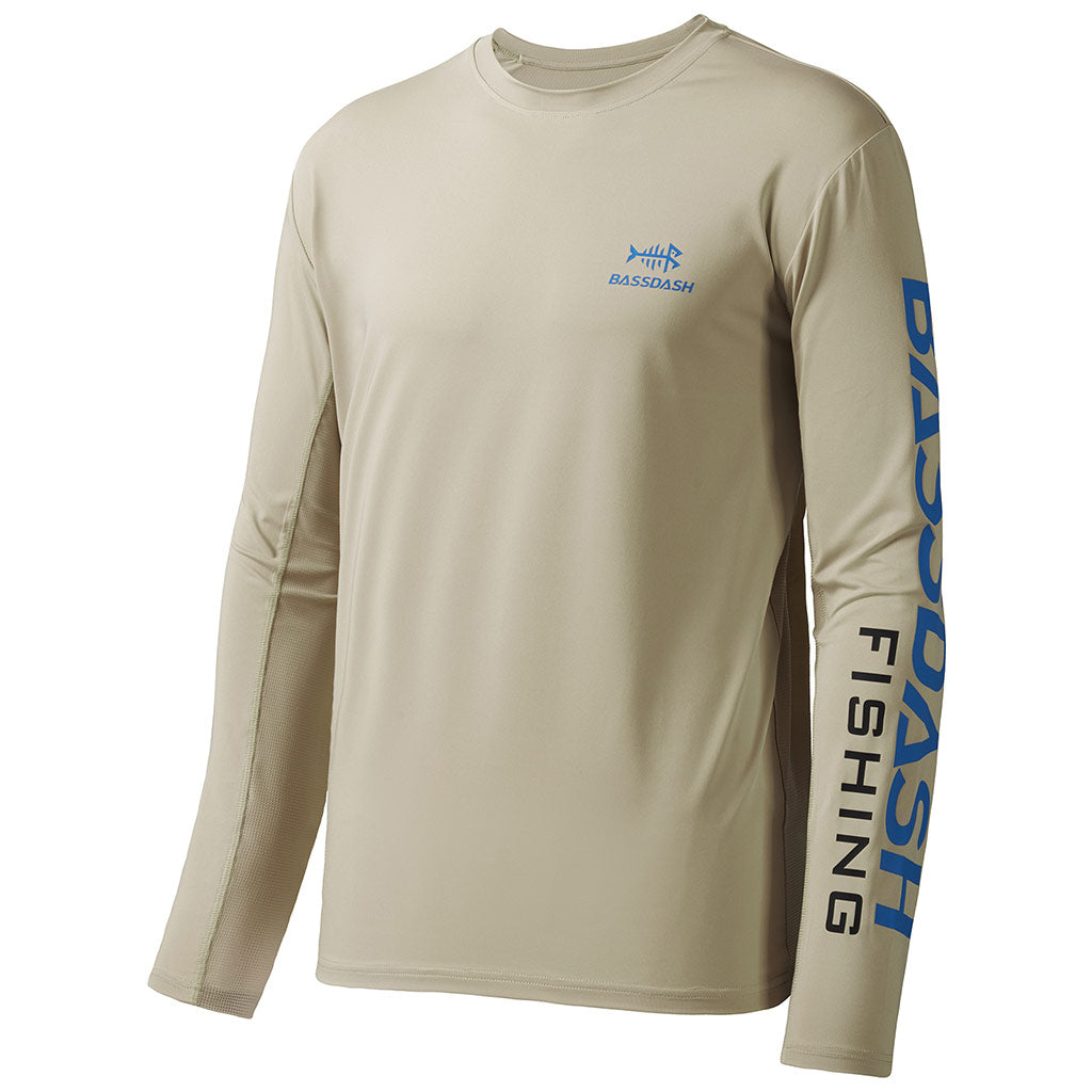 Light Khaki/Vivid Blue Logo