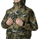 Bassdash Breathable Waterproof Fishing Hunting Wading Jackets for Men