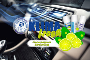 Klima Fresh A/C ensures fresh and clean air in the vehicle interior and eliminates unpleasant odors
