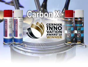 Carbon X Combustion Chamber Cleaner without dismantling cylinder head.