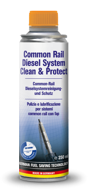 AUTOPROFI Diesel  Common-Rail Diesel System Clean + Protect - 250ml - Just European