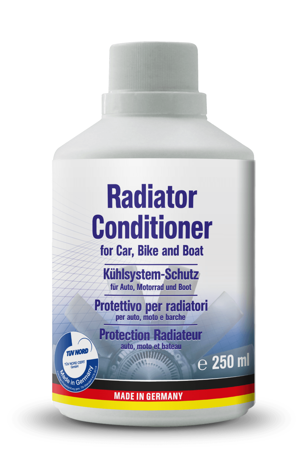 AUTOPROFI Radiator Conditioner - 250ml - Just European