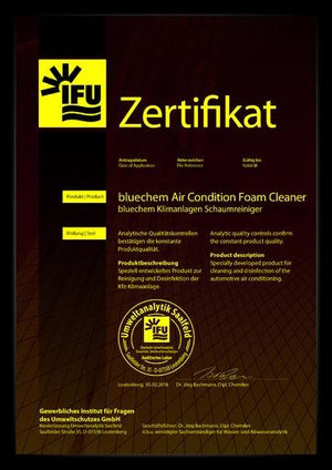 Air Condition Foam Cleaner - Car  - 250ml - Just European