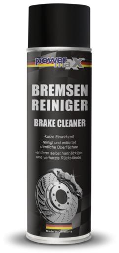 Brake Cleaner - with Acetone - 600ml - Just European