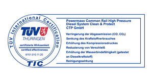 Common Rail Diesel System Clean & Protect - 375ml - Just European