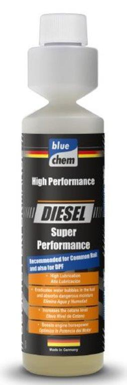 Diesel Super Performance 250ml - Just European