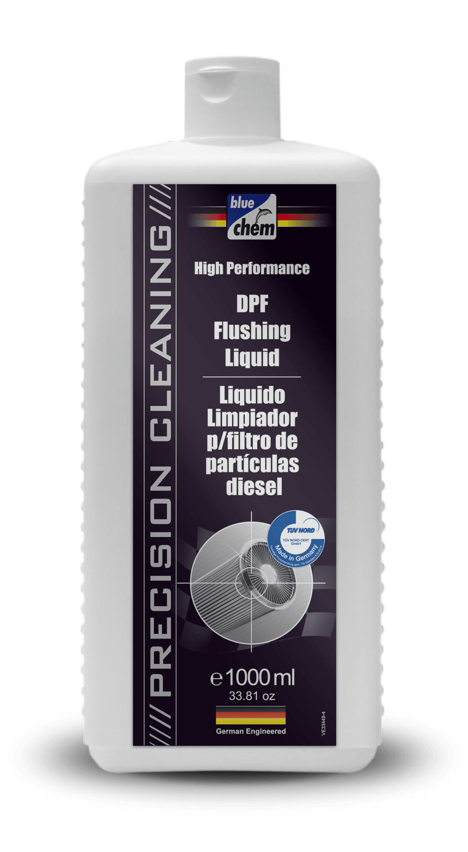 DPF Flushing Liquid - 1000ml - Just European