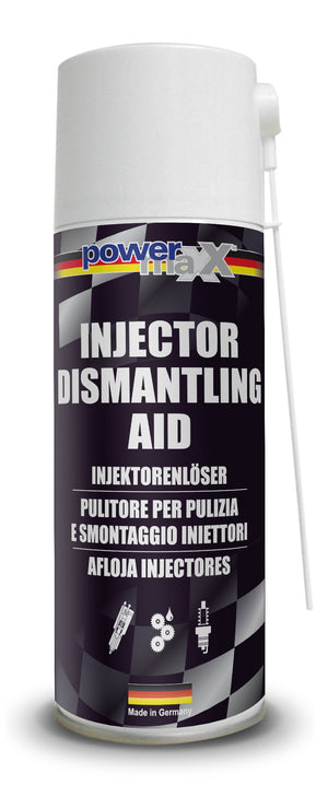 Injector Dismanting Aid - Spray - 400ml - Just European