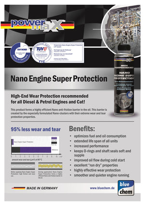 Nano Engine Super Protection - 300ml - Just European