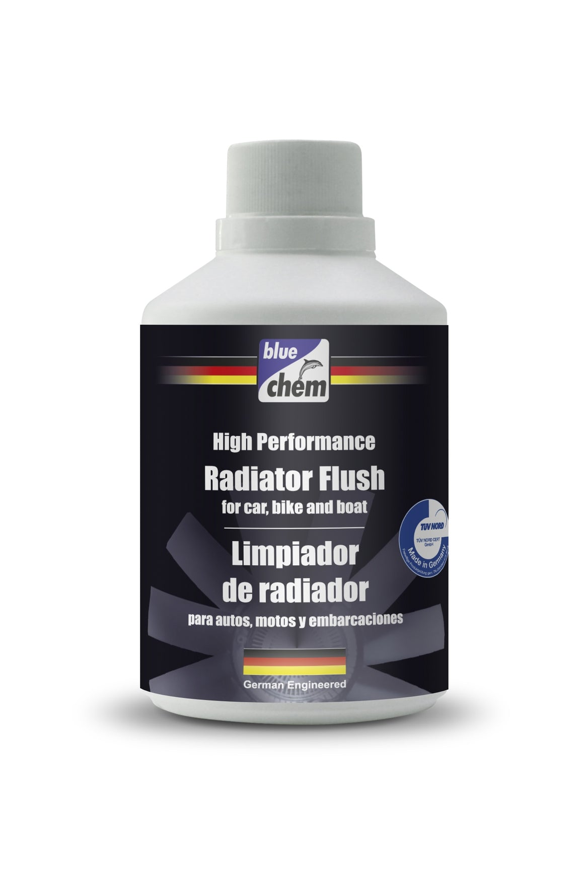 Radiator Flush - 300ml - Just European