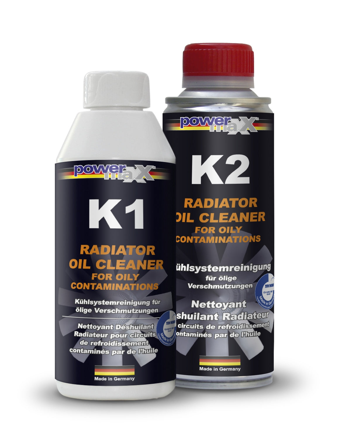 Radiator Oil Cleaner 2-C  - 150ml each - Just European