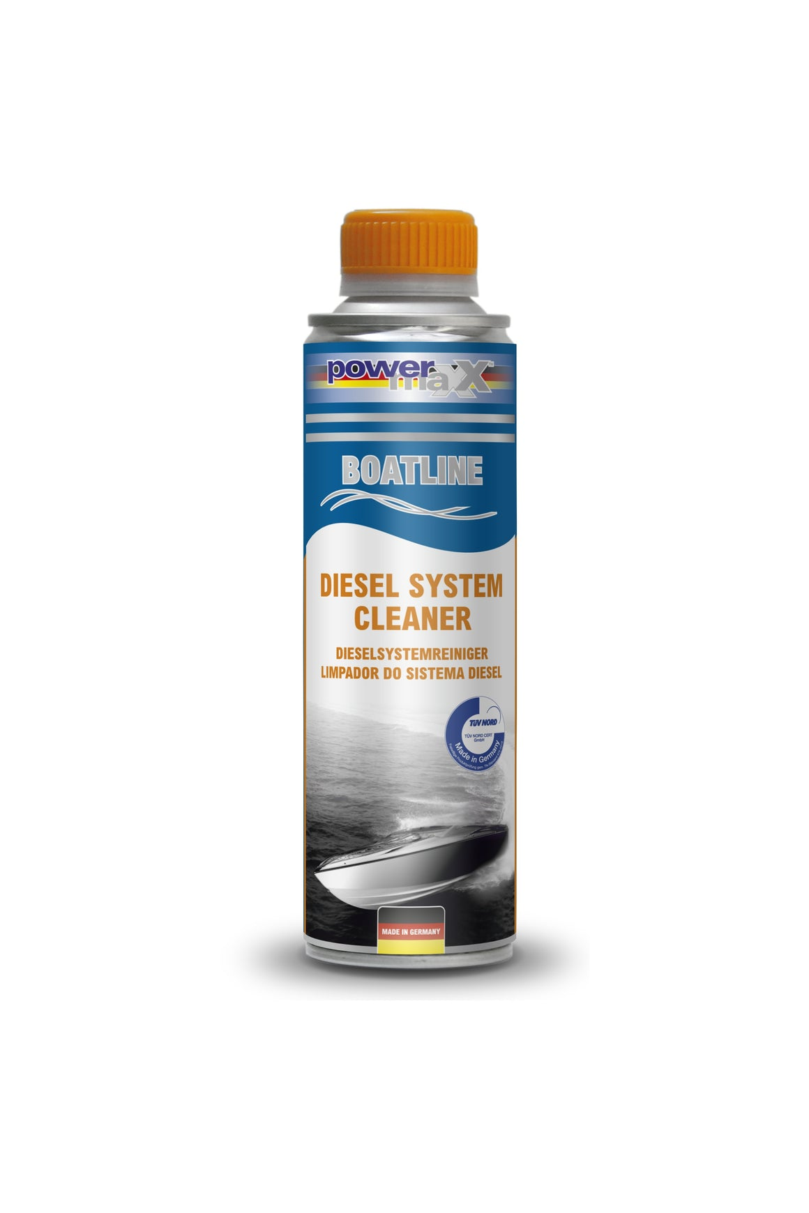 Boat-Line Diesel System Cleaner 1 Liter - Just European