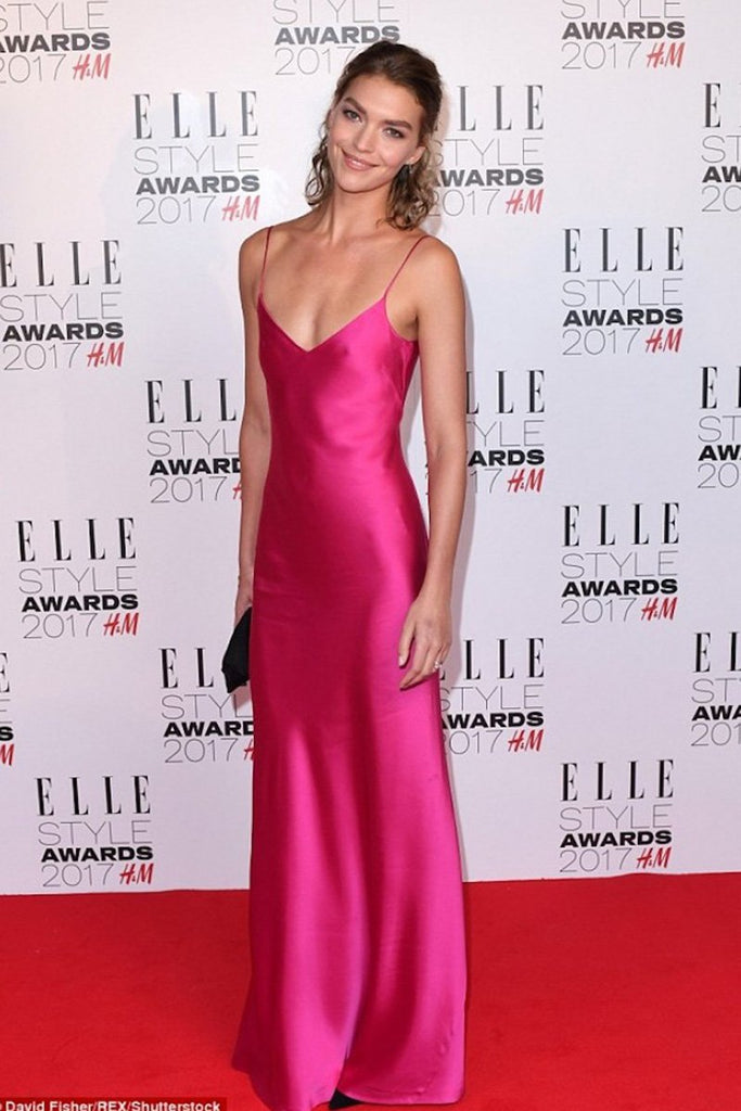 Arizona Muse wears Galvan to the ELLE Style Awards