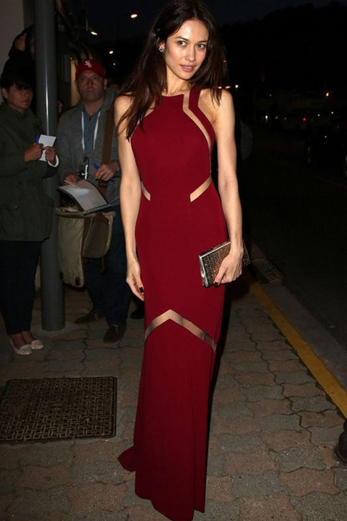 Olga Kurylenko wears a Galvan at the Vanity Fair Party during Cannes