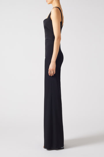 Eclipse Jumpsuit - Black
