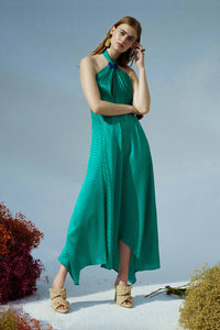 Lago Dress - Jade Green