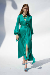 Cabana Dress - Jade Green