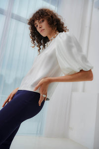 Eden Blouse - White